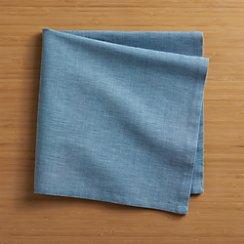 Sequence Blue Napkin