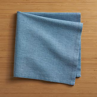 Sequence Blue Napkin