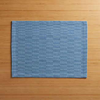 Sequence Blue Placemat