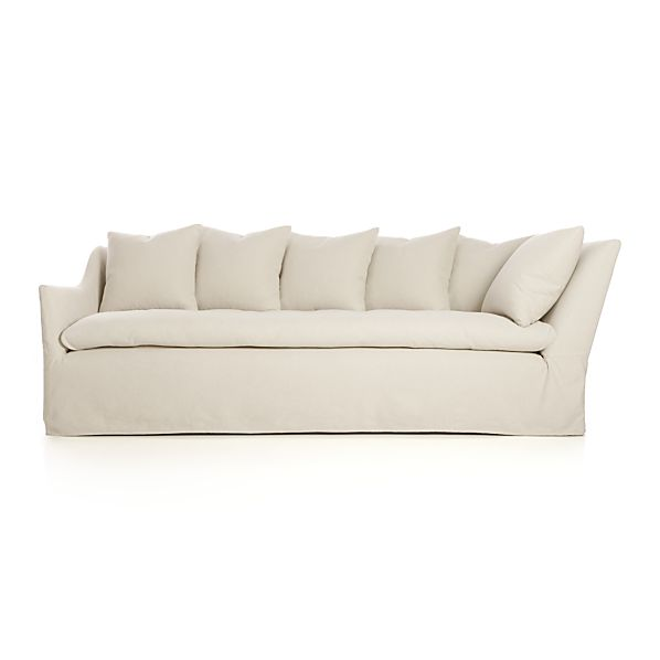 "Serene 98"" Left Arm Corner Sofa"