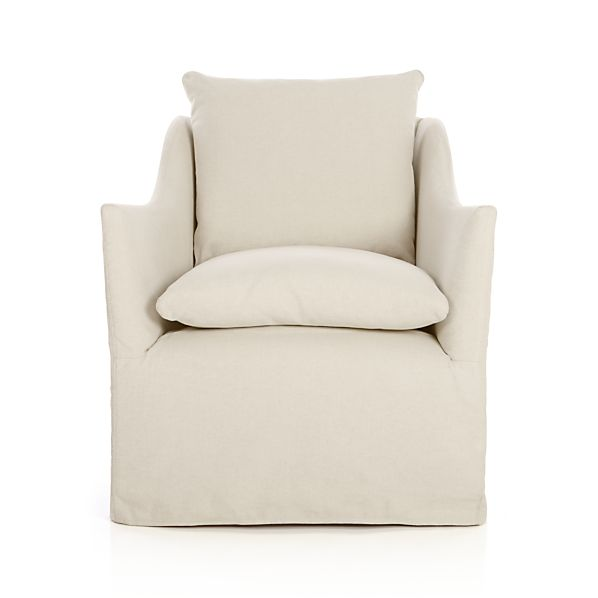 Slipcover Only for Serene Swivel Chair