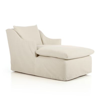 Slipcover Only for Serene Chaise