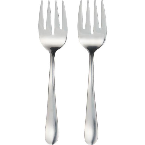 Set of 2 Serving Forks