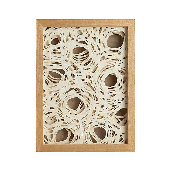 Paper 12x16 Shadow Box