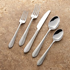 Shaw 5-Piece Flatware Place Setting