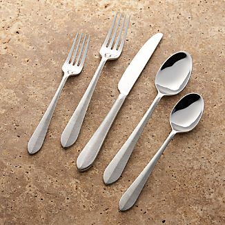 Shaw 20-Piece Flatware Set