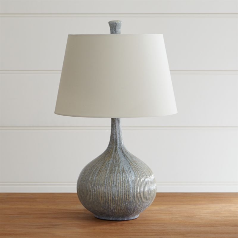 Shaye Table Lamp Crate And Barrel