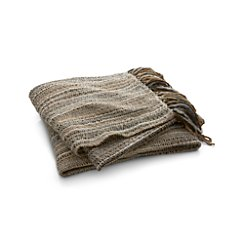 Shelby Natural Throw