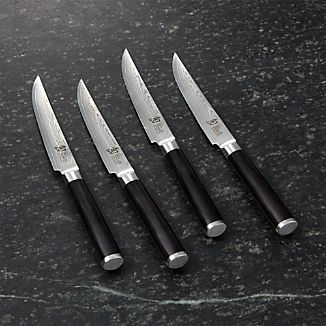Shun ® Classic Steak Knives Set of Four
