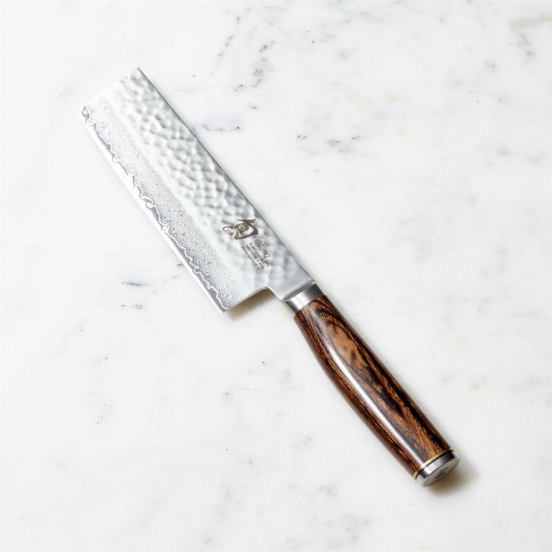 Shun Premier Nakiri Knife