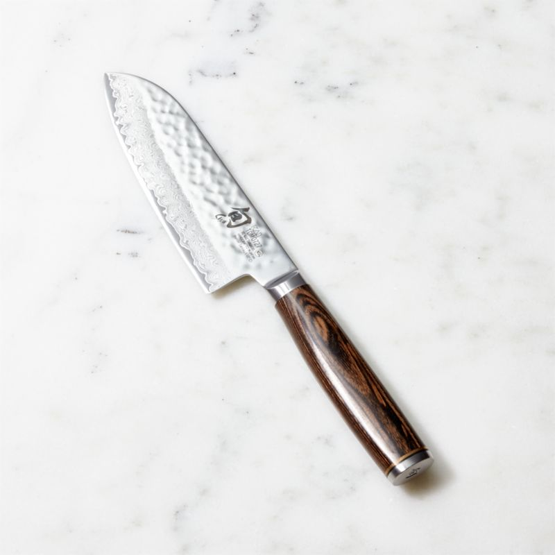 "Shun ® Premier 5.5"" Santoku Knife"