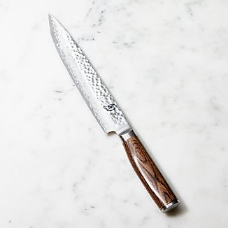 "Shun ® Premier 9.5"" Carving-Slicing Knife"
