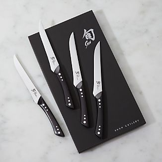 Shun ® Shima Steak Knives Set of Four