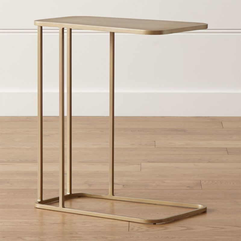 Siena C Table | Crate and Barrel