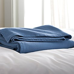 Siesta Blue King Blanket