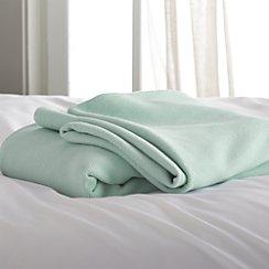 Siesta Seafoam Twin Blanket