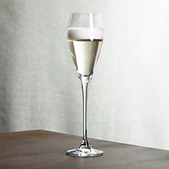 Silhouette Champagne Glass