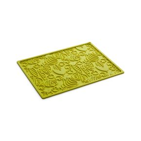 Silicone Veggie Green Drying Mat