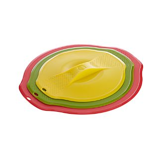 Silicone Lids Set of Three