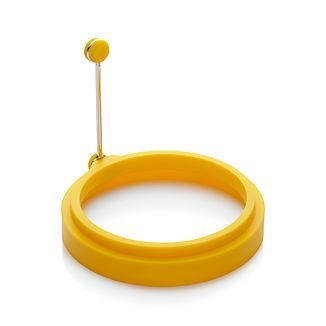 Yellow Silicone Pancake/Egg Ring