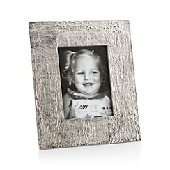 Silver Bark 5x7 Picture Frame