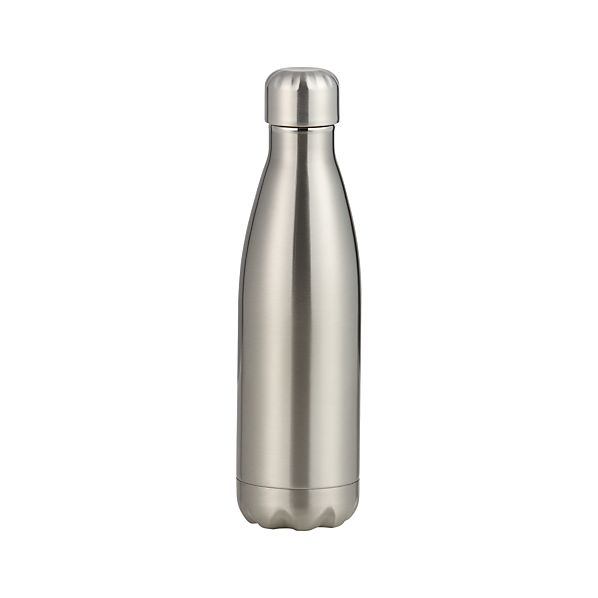 S'well Silver 17 oz. Bottle