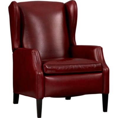 Sinclair Leather Recliner