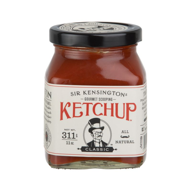 Artisanal condiment rethinks traditional ketchup with fresh ingredients that create a thicker consistency and richer flavor. Classic variety is laced with olive oil and green onions.<br /><br /><NEWTAG/><ul><li>Contains tomato paste, apple cider vinegar, raw sugar, onion, honey, olive oil, lime juice concentrate, green bell pepper, salt, spices and agave nectar</li><li>Produced in a facility that processes nuts</li><li>Made in USA</li></ul>