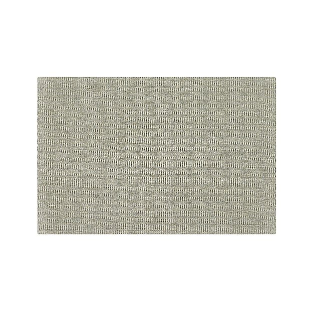 Sisal Rug Cut To Size: Sisal Dove Grey 2'x3' Rug
