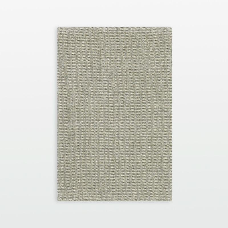 Sisal Dove Grey 8'x10' Rug