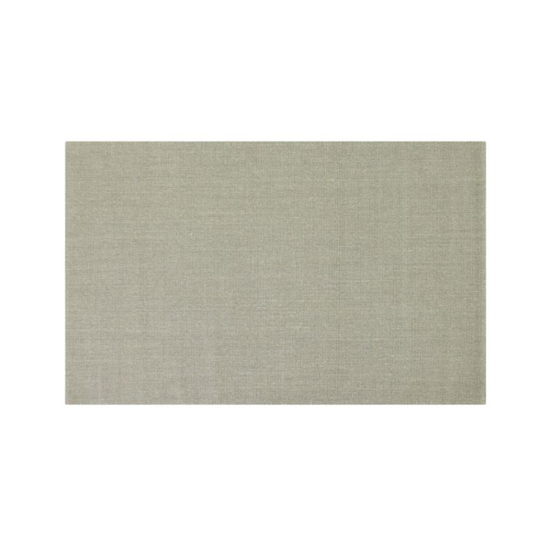 Sisal Dove Grey 5'x8' Rug