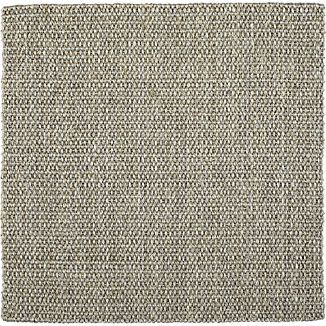"Sisal Dove Grey 12"" sq. Rug Swatch"