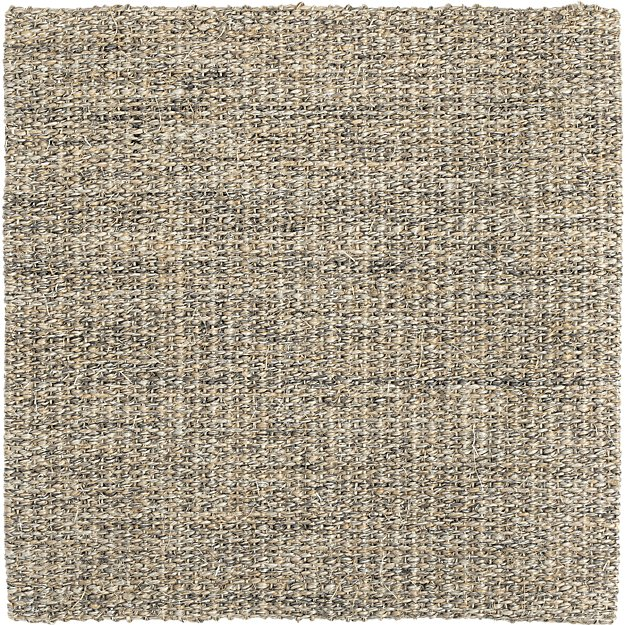 Sisal Heritage 12 Sq Rug Swatch Crate And Barrel