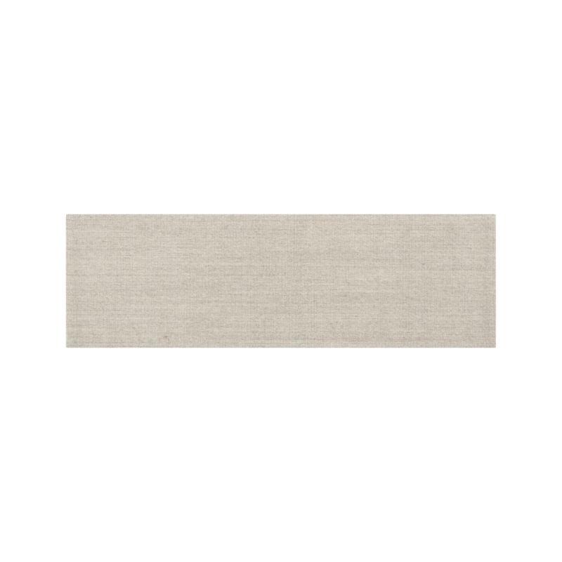 Sisal Linen 2.5'x8' Rug Runner