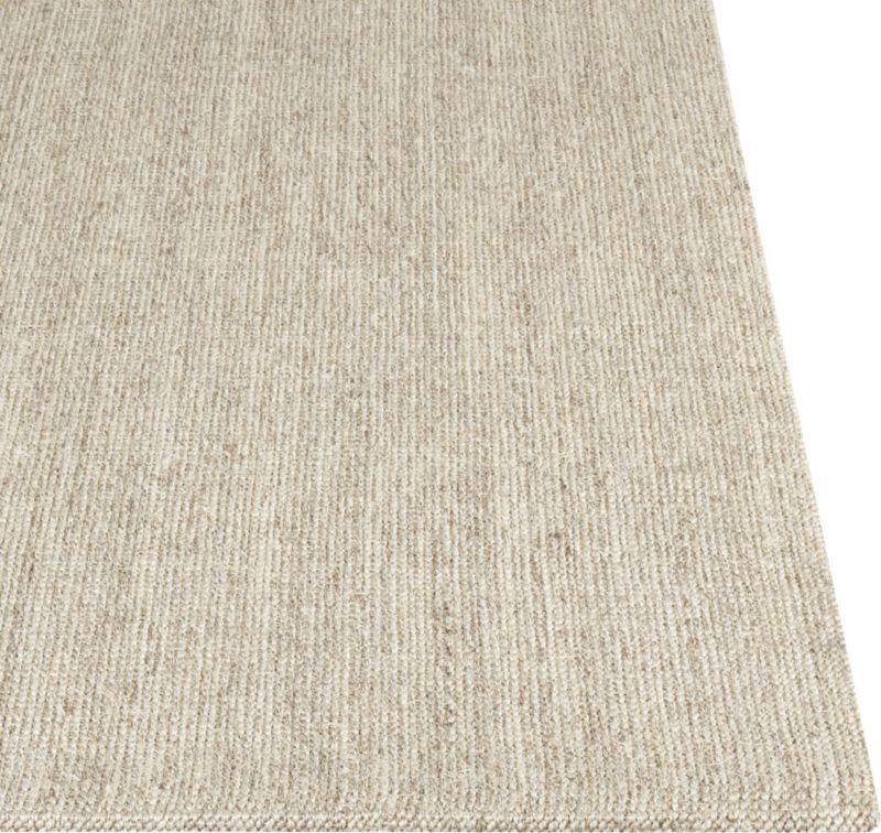 Sisal Linen Rug