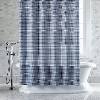 Skyline Shower Curtain
