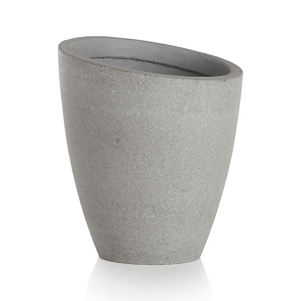 Slant Short Planter