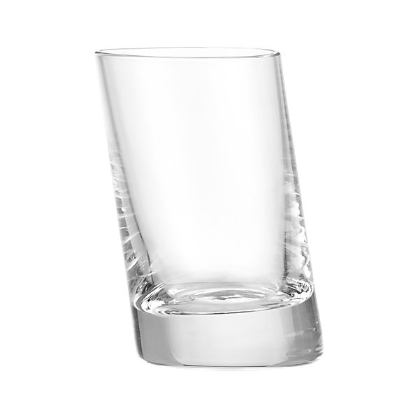 Slant 2 oz. Shot Glass