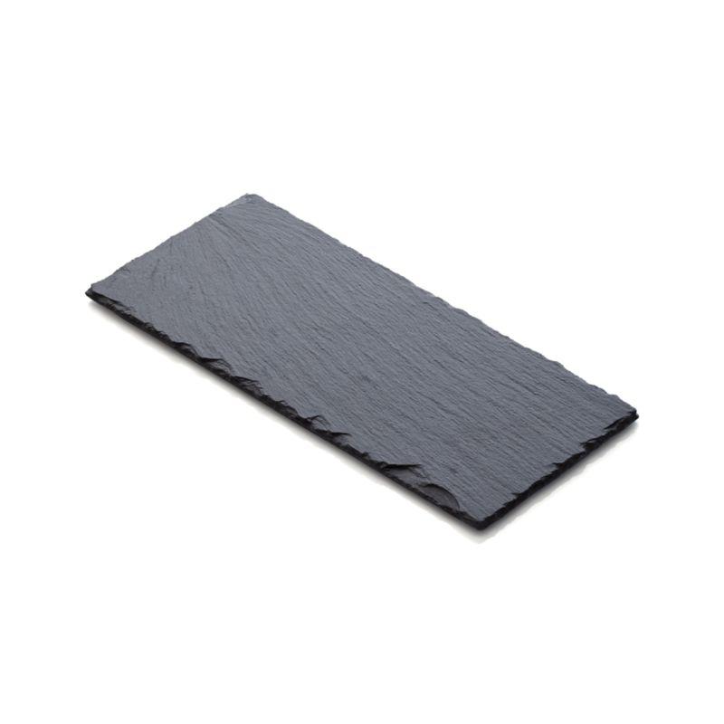 """Slate 12""""x5.5"""" Cheese Board"""