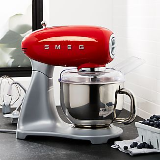 Smeg Red Stand Mixer