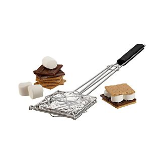 S'mores Basket with Handle