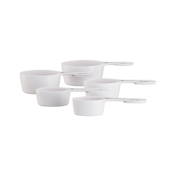 5-Piece Snap Fit Measuring Cup Set