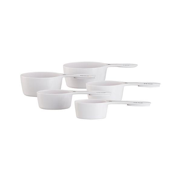 5-Piece Snap Fit Measuring Cup Set
