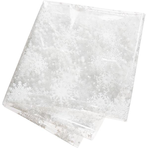 """Snowflake 24""""x18"""" Wrap Bag"""