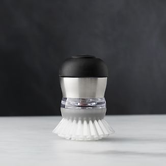 OXO ® Soap Dispensing Palm Dish Brush