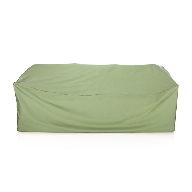 86 5 sofa outdoor furniture cover crate and barrel
