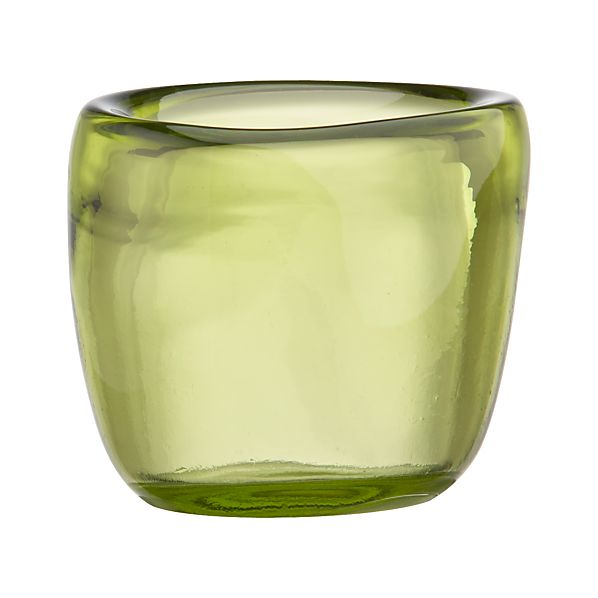 Soiree Green Candleholder