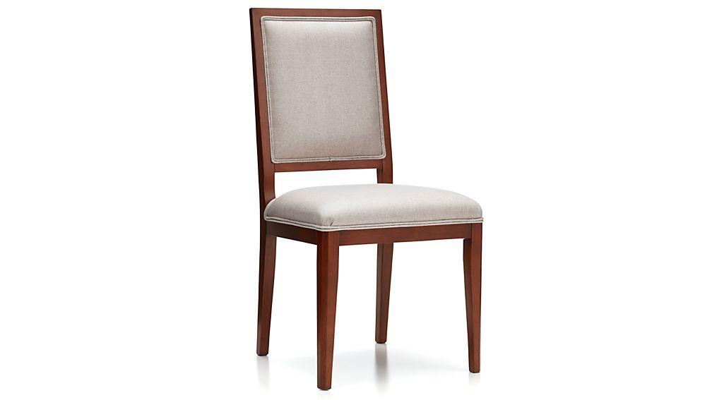 Sonata Aretina Walnut Dining Side Chair