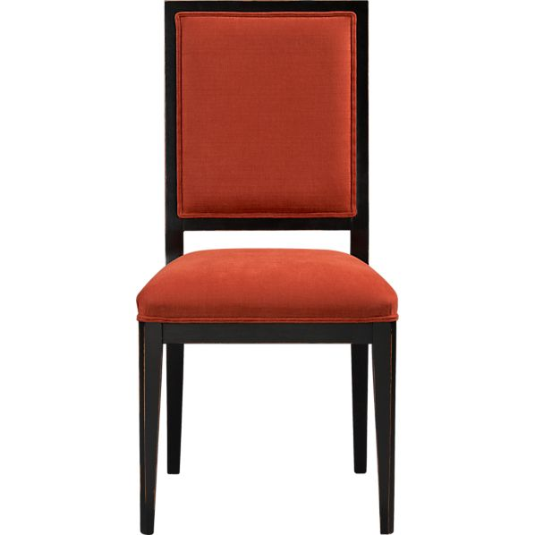 Sonata Paprika Side Chair
