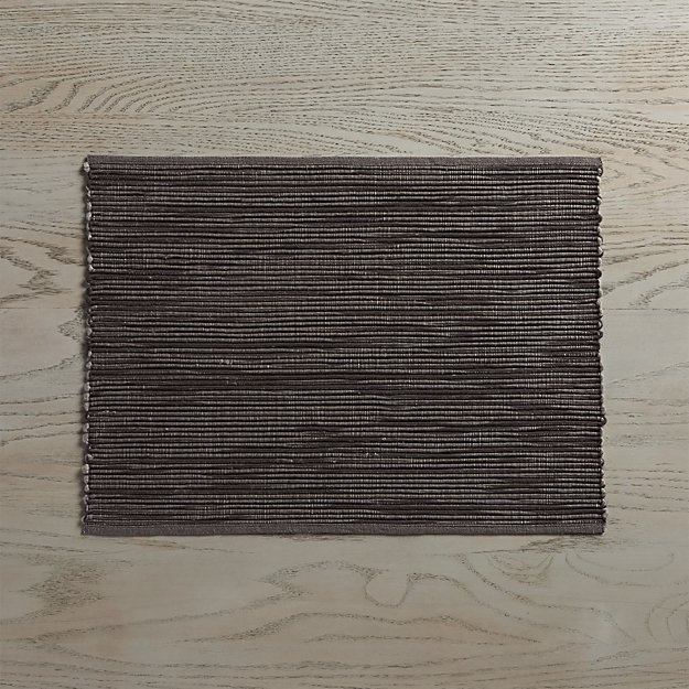 Sonoma Grey Placemat